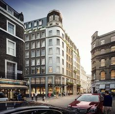 Robert De Niro To Open London Hotel
