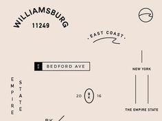 #branding #illustration #type #minimal #lines