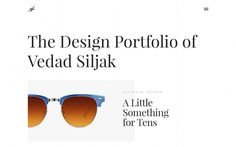 Vedad Siljak portfolio design graphic ktm new modern simple beautiful beauty design inspiration designblog site of the day www.mindsparklem