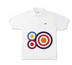 LIMITED EDITION 80 CUSTOM POLO KITS Number 3 FOILING FOREVER Polo #saville #peter #lacoste