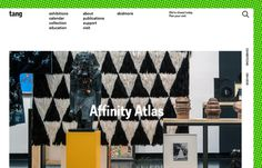 Tang, inspiration N°536 published on The Gallery in date November 30th, 2015. #website