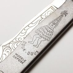 The Douk Douk Knife