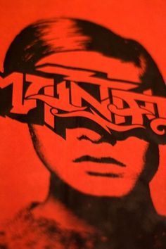 red | Flickr - Photo Sharing! #red #design #screenprint #illustration #twiggy #poster #maintain
