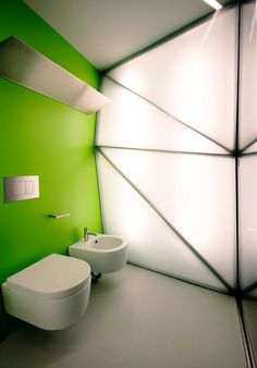 Unique  bathroom atmosphere -Bathroom colours