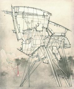 LWBLOG HIGH 5 #architecture #house #drawing