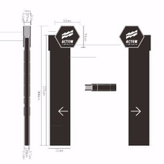 Wayfinding | Signage | Sign | Design | 高档立牌设计