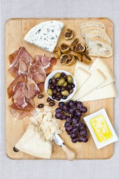 Ideal Cheese Platter