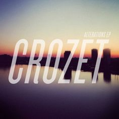synthemesc-recordings » Crozet – Alterations EP (FREE) #album art #album cover #sunset #river #crozet
