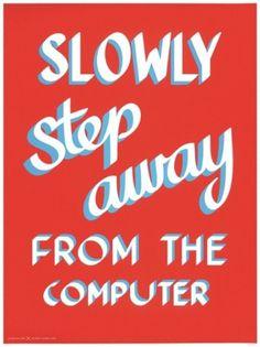 Corner Office #swords #poster #typography