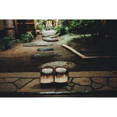 http://instagram.com/charlessabas - A peaceful garden in Ningyochō. 人形町で静かな庭。 #igjapan #old #庭 #asia #japanese #iphonesia #asian #home #tokyo #traditional #love #garden #beautiful #人形町 #japan