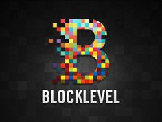 Logo Blocklevel #logo #blocks
