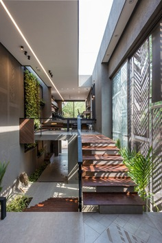 The Architects' Own Office | Portico Design Concepts