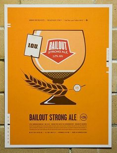 Barnhart Home Brews #beer #design #graphic #label #typography