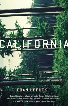 California by Edan Lepucki #cover