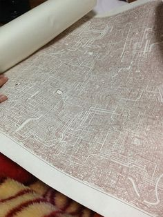 Man Spends 7 Years Drawing Incredibly Intricate Maze #detailed #maze #drawing #intricate