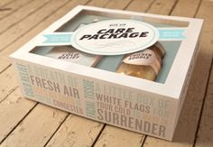 Baby Portfolio #branding #packaging #rebrand #work #student #typography
