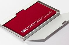 Concreate Studio ® Identity on Behance