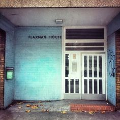 Jeremy Flaxman #London #ElephantAndCastle