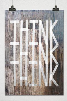 #THINK