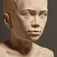 mario-dilitz-wooden-sculptures-designboom-16 #sculpture #mario #wood #dilitz #art