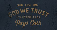PayCash_Web1.jpg #typography #lettering #hand lettering