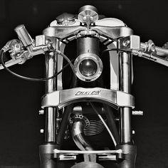 Google Image Result for http://4.bp.blogspot.com/_qpWtg6IvDLk/TO6B4eSvBEI/AAAAAAAAeyY/fyalHvIYLf8/s1600/Christian+Klein+ducati-350-4.jpg #metal #ducati #motorbike