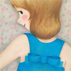 Adorable Illustrations by Genevieve Godbout #sweet