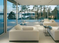 The Glass House in Stockholm Archipelago 6