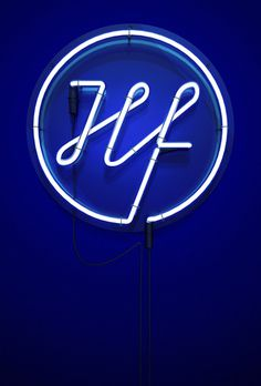 Handsome Frank 3D neon sign illustration on Behance #creative