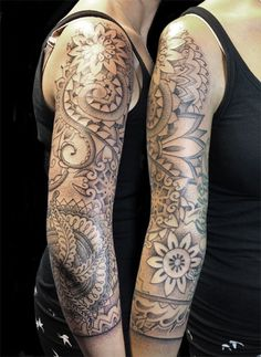 30+ Intricate Mandala Tattoo Designs