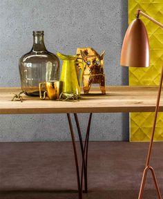 New Bonaldo Table Gap by Alain Gilles gap table metal legs #accents #accessories #decor