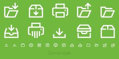 gizmostyle #icon #sign #pictogram #symbol #picto