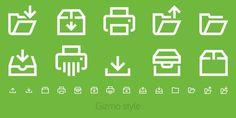 gizmostyle #icon #sign #pictogram #symbol #picto