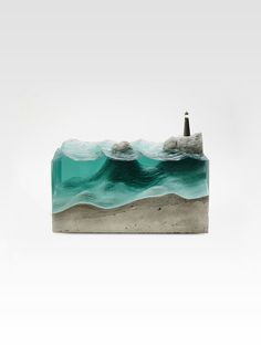 Beautiful Sculptures made of Glass by Ben Young