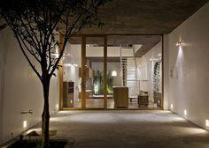 ANH House by Sanuki + Nishizawa Architects
