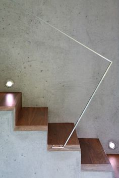 Concrete and glass modern by Attilio Panzeri