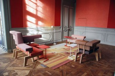 L'Hôtel Dupanloup - Studio Makkink & Bey #university #interior #history #carpet #office