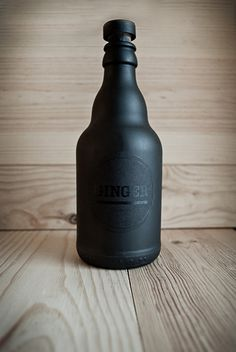 The Design Blog #packaging #simple #black