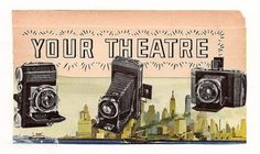 Dan+Bina,+Your+Theatre,+Collage,+6-2010+copy.jpg (JPEG Image, 720x430 pixels) #bina #camera #dan #vintage #art #york #collage #new