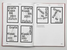 Grafik Kiosk™ #program #kiosk #publication #grafik