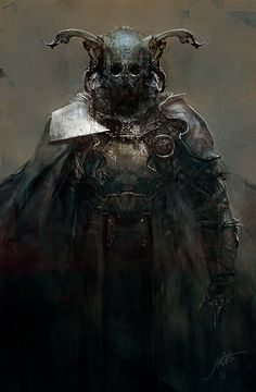 Big Bad Knight by jeffsimpsonkh on deviantART #knight #bad