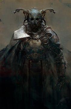 Big Bad Knight by jeffsimpsonkh on deviantART
