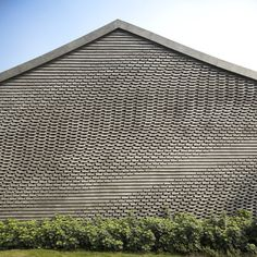 Archi Union Architects: The Lanxi Curtilage #architecture
