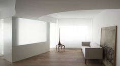 GVFC Apartment by Balzar Arquitectos