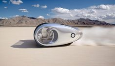 Onestep Creative - The Blog of Josh McDonald » The Ecco #vehicle #concept #futuristic