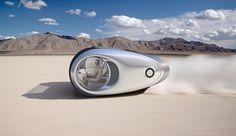 Onestep Creative - The Blog of Josh McDonald » The Ecco #vehicle #concept #futuristic