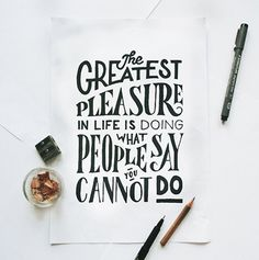passion, genius, type, design, hand drawn