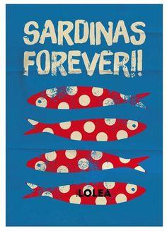 Sardinas forever!! #sardinas #sangrãa #lolea