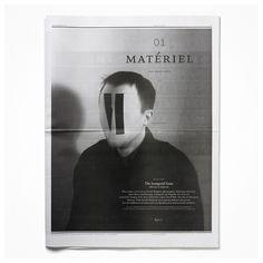 kyle poff - Krop Creative Database #type #face #design #magazine
