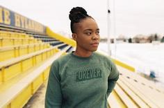 JOYCE Forever #sweatshirt #35MM #film #minneapolis #joyce #green #rose #model www.joyce.is/selling